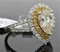 Diamond Ring Appraised Value: $27,150