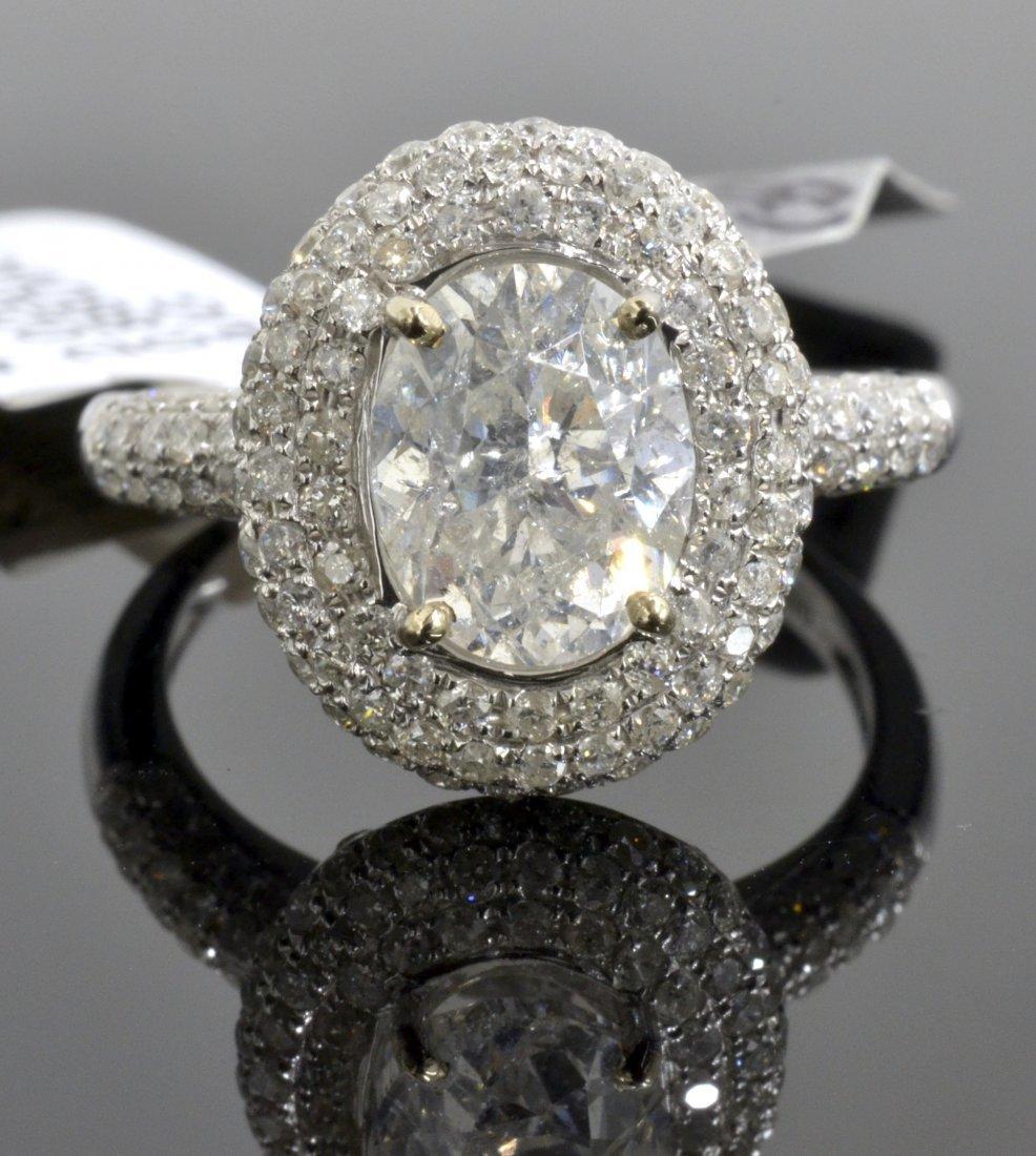2.90 ct Diamond Ring (Orianne Trademark) AV: $33,210