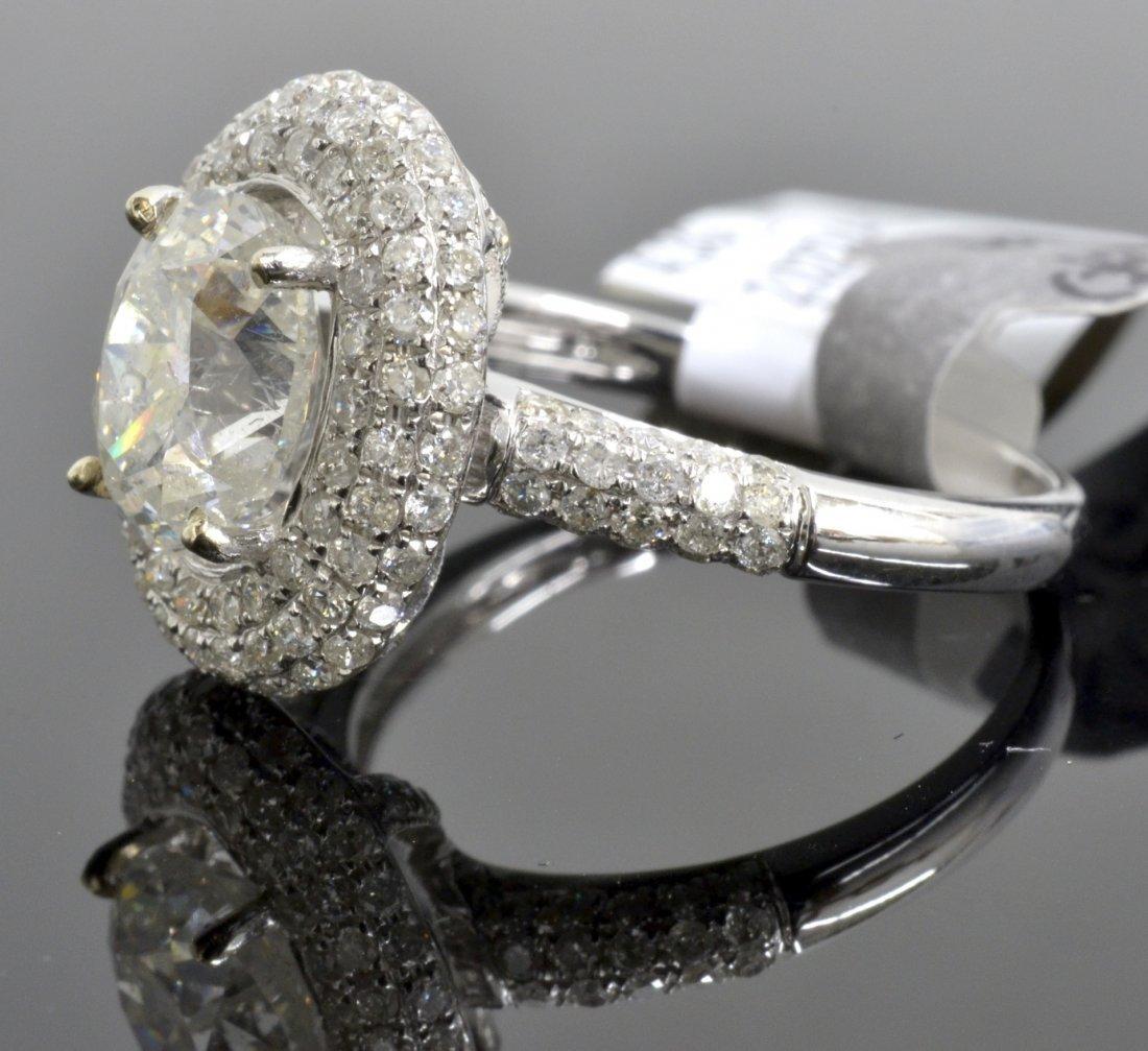 2.90 ct Diamond Ring (Orianne Trademark) AV: $33,210 - 4