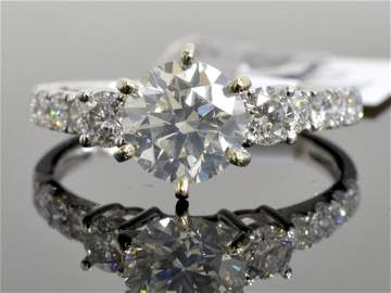 1.20 ct I Color Diamond Ring (EGL CERTIFIED)