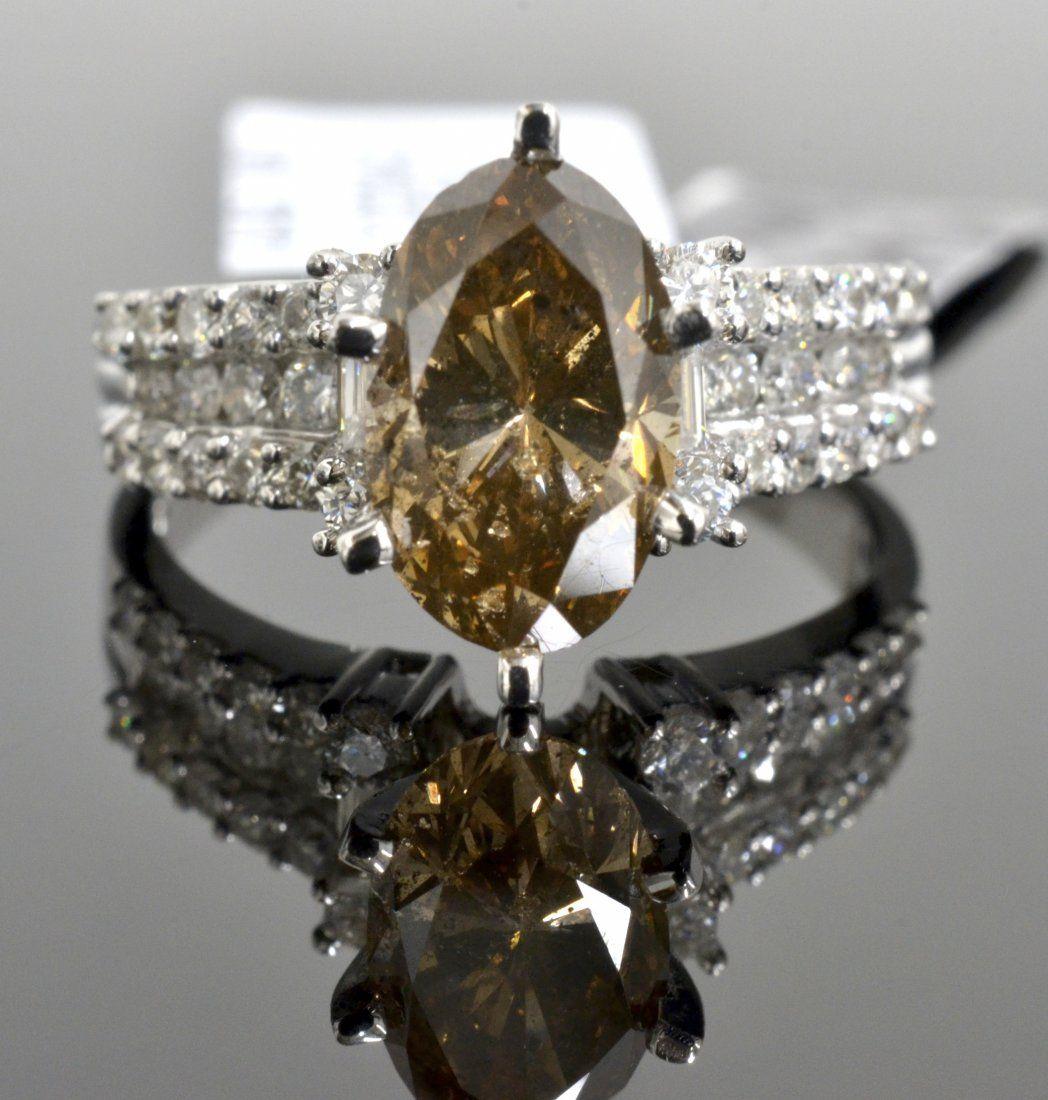 2.70 ct I1 Clarity Diamond Ring (GIA CERTIFIED) AV: