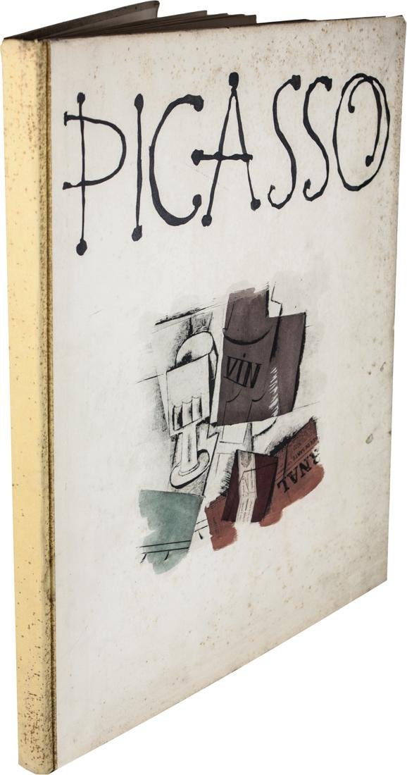Picasso, Venti pochoirs originali