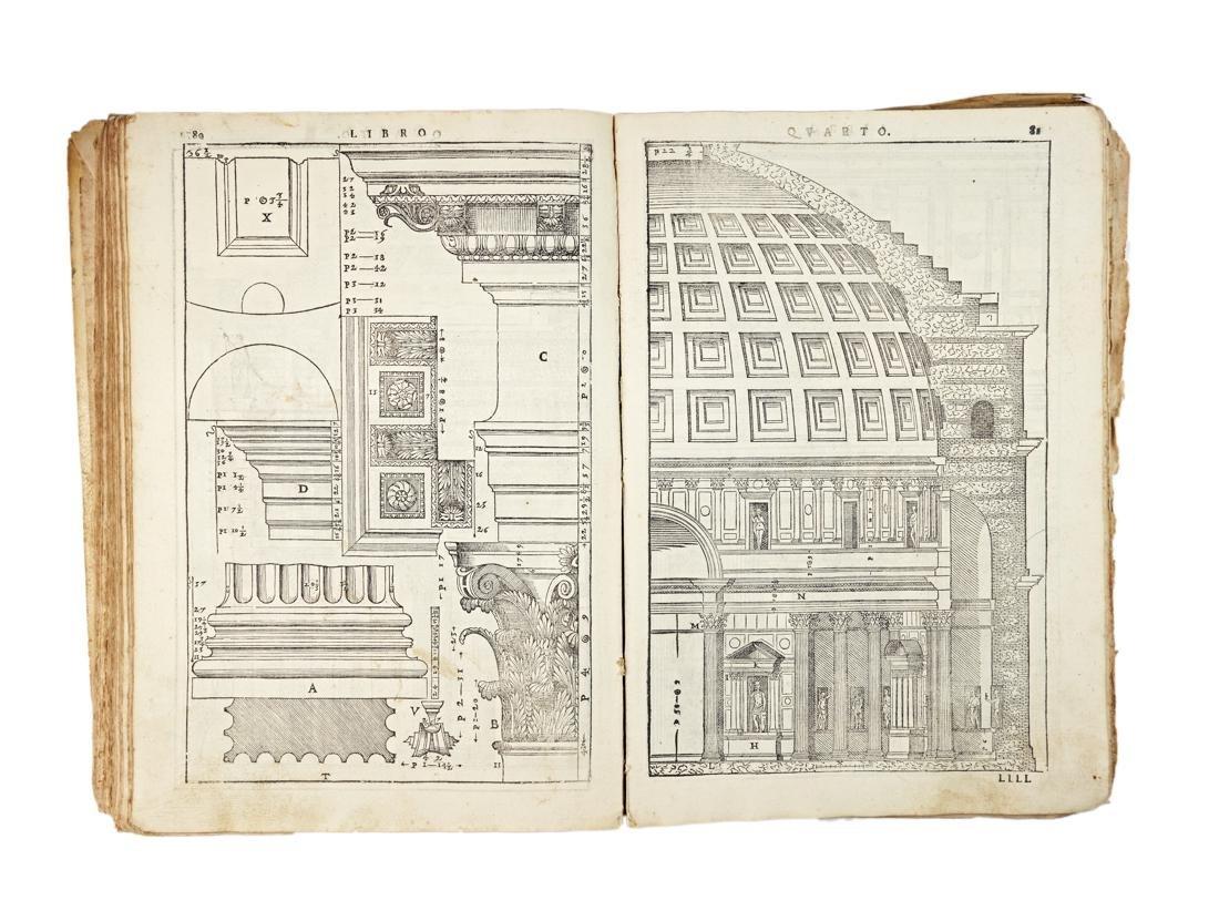 Palladio, [I quattro libri dell'architettura]