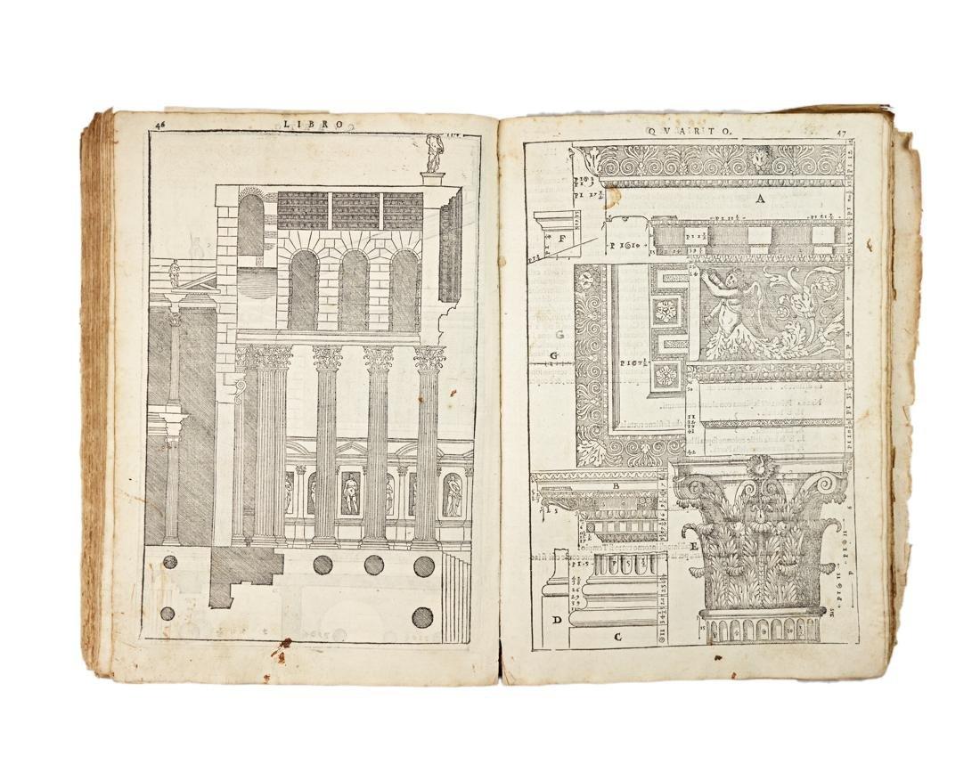 Palladio, [I quattro libri dell'architettura] - 2