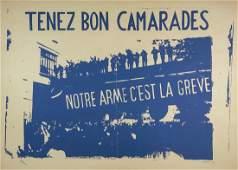 May 68 Tenez bon camarades