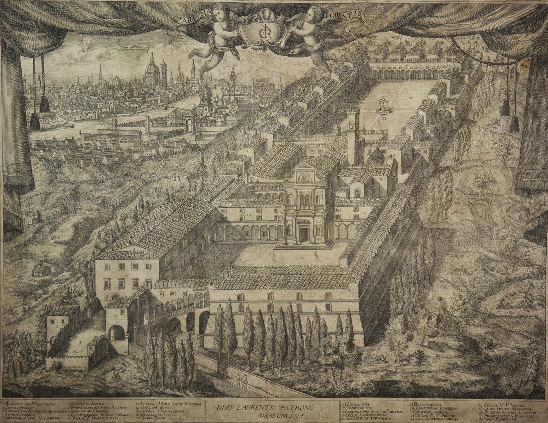 Canocchi (abate), La Certosa del Galluzzo
