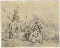 Harmenszoon van Rijn, Il battesimo dell'eunuco