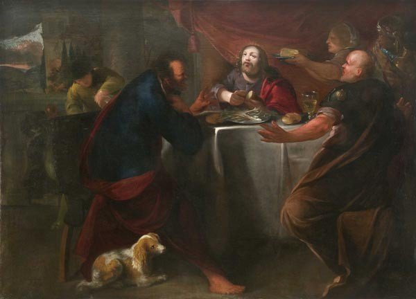 4: Old Master Oil Painting, Flemish School, 17th
