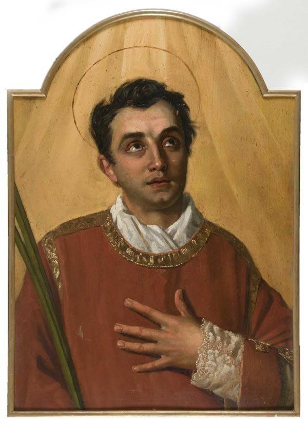 7: Old Master Oil Painting, Italian School, 19th