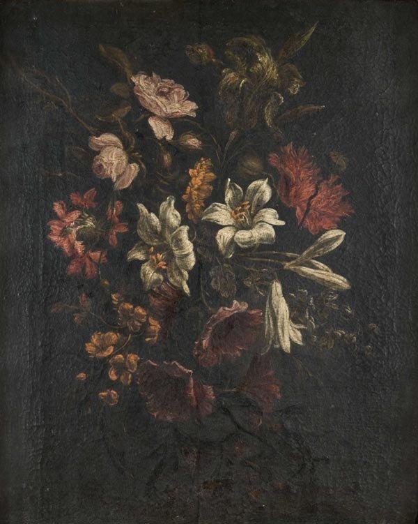 8: Old Master Oil Painting, Italian School, 17th