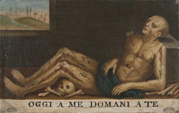 11: Old Master Oil Painting, Italian School, 18th