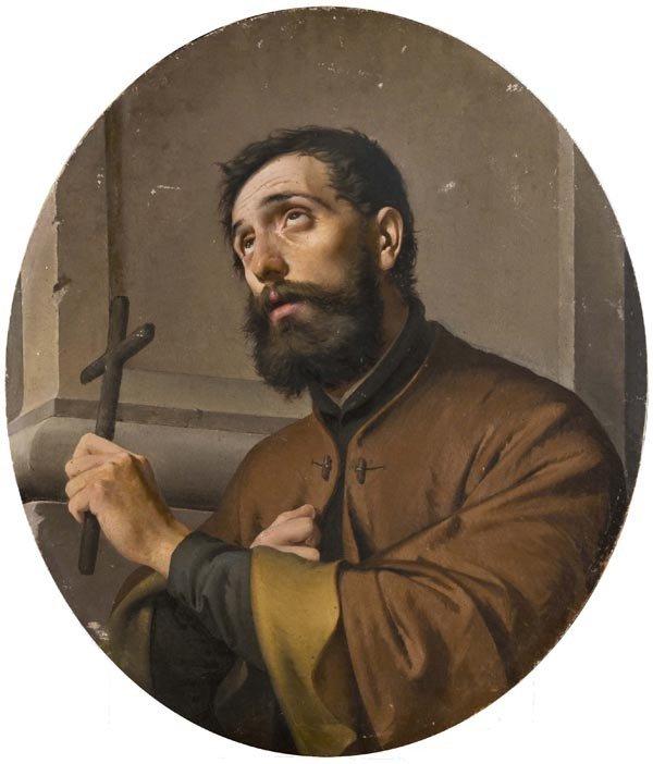 17: Old Master Oil Painting, Italian School, 19th