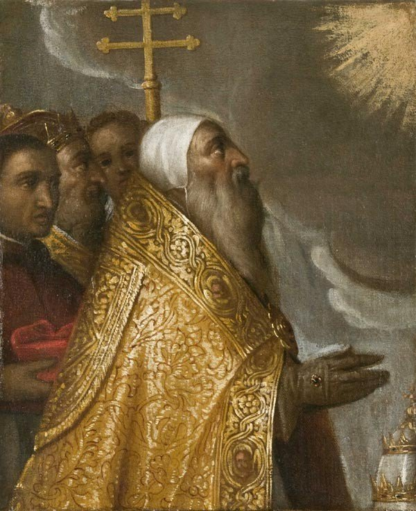 19: Old Master Oil Painting, Italian School, 17th