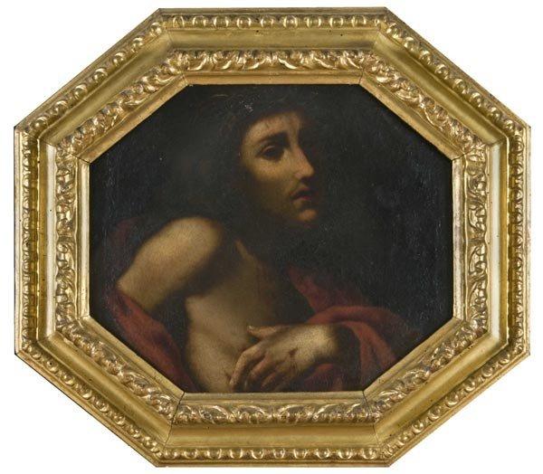 24: Old Master Oil Painting, Italian School, 17th