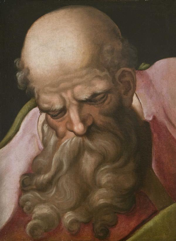 110: Old Master Oil Painting, Italian School, 16th