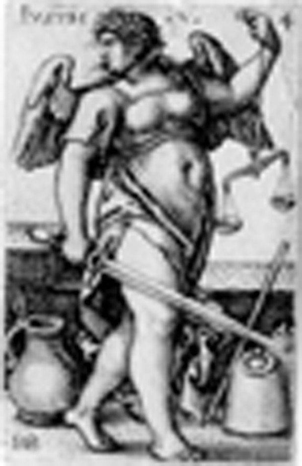 4: Old master print Engraving