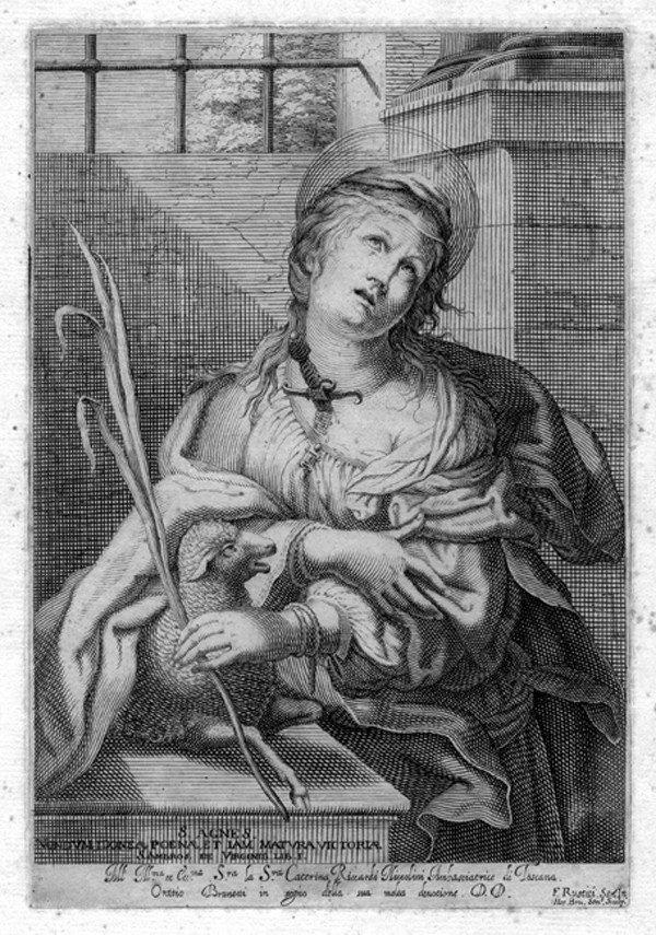 11: Old master print Engraving