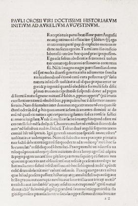 4: Orosius Paulus