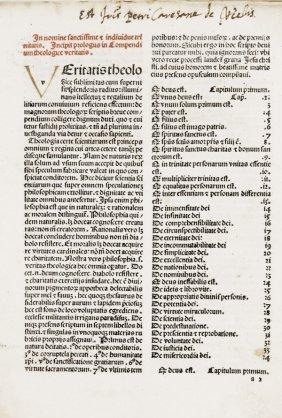 7: Albertus Magnus (santo)