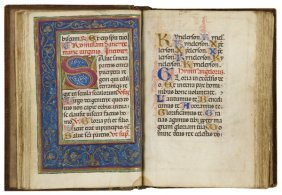 Libro D'Ore - Book Of Hours