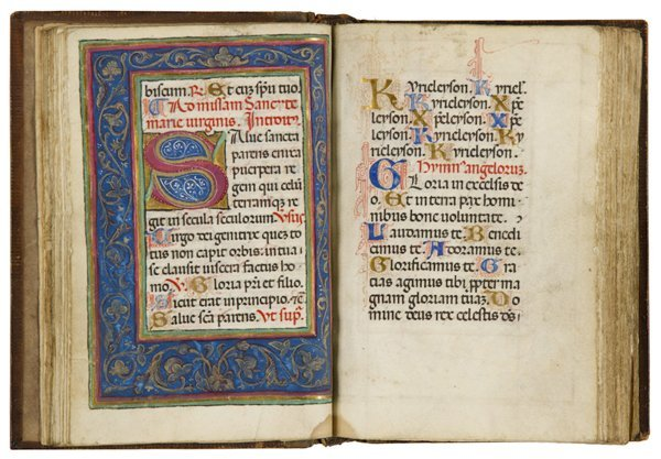 28: Libro d'Ore - Book of Hours