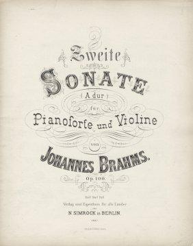 33: Brahms Johannes