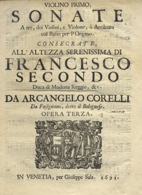 41: Corelli Arcangelo