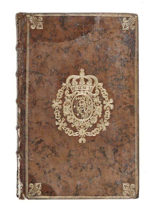 5: Almanach royal, année M.DCC.LXI