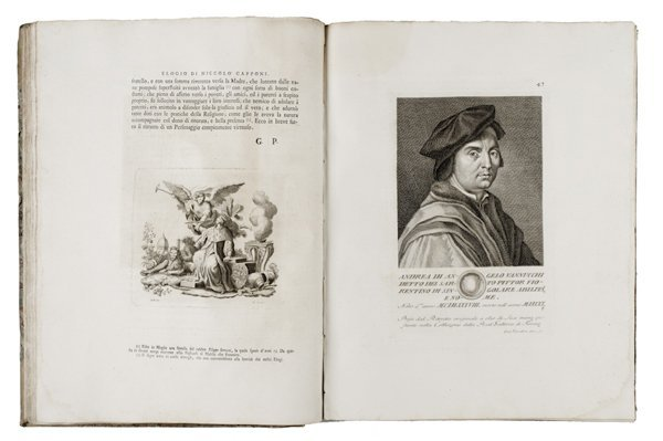 7: Serie di ritratti d'uomini illustri toscani - 2
