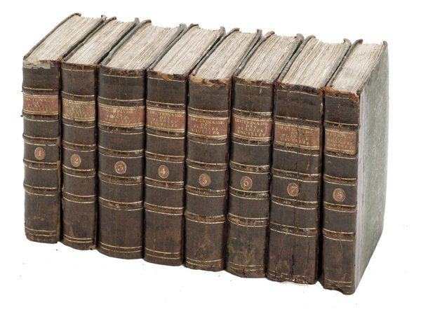 8: Dictionnaire des plantes
