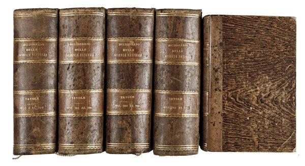 9: Dizionario delle scienze naturali - 3