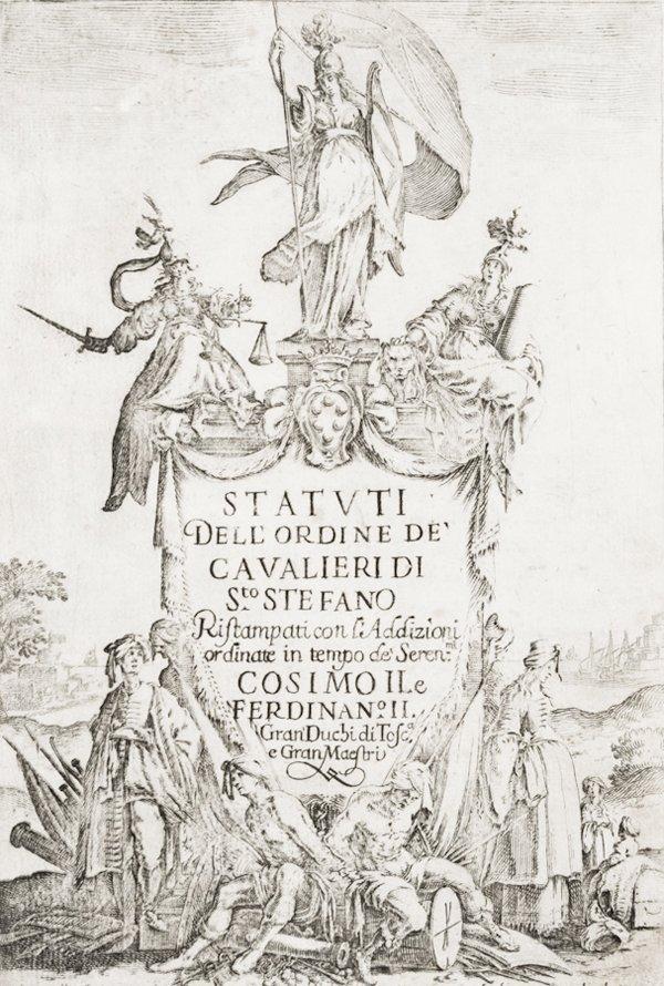 99: Cavalieri di Santo Stefano