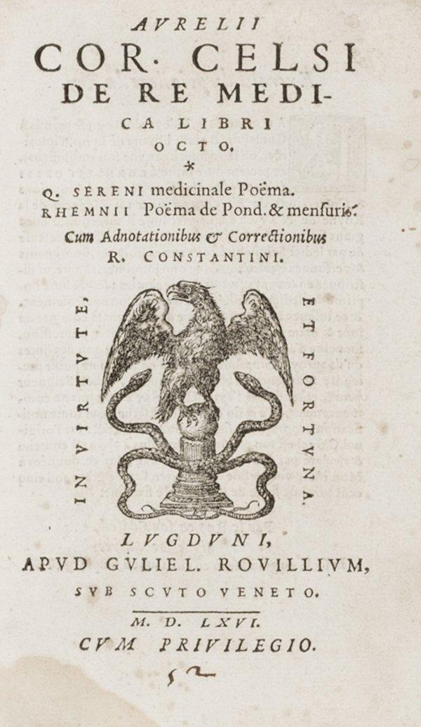 101: Celsus Aurelius Cornelius