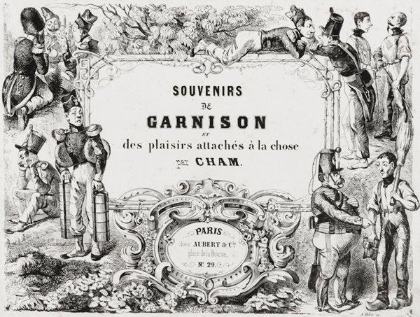 105: Cham (Amédéee-Charlos-Henri Conte di Noé)