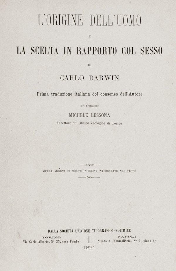 119: Darwin Charles
