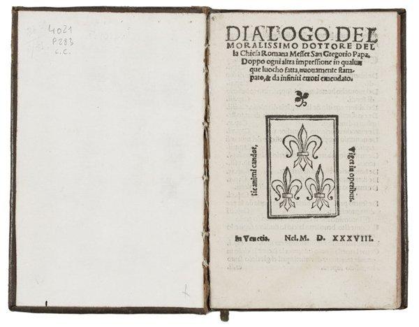 170: Gregorius [papa I]