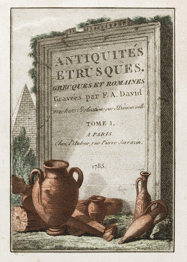 176: Hancarville Pierre Francois Hughes (d')