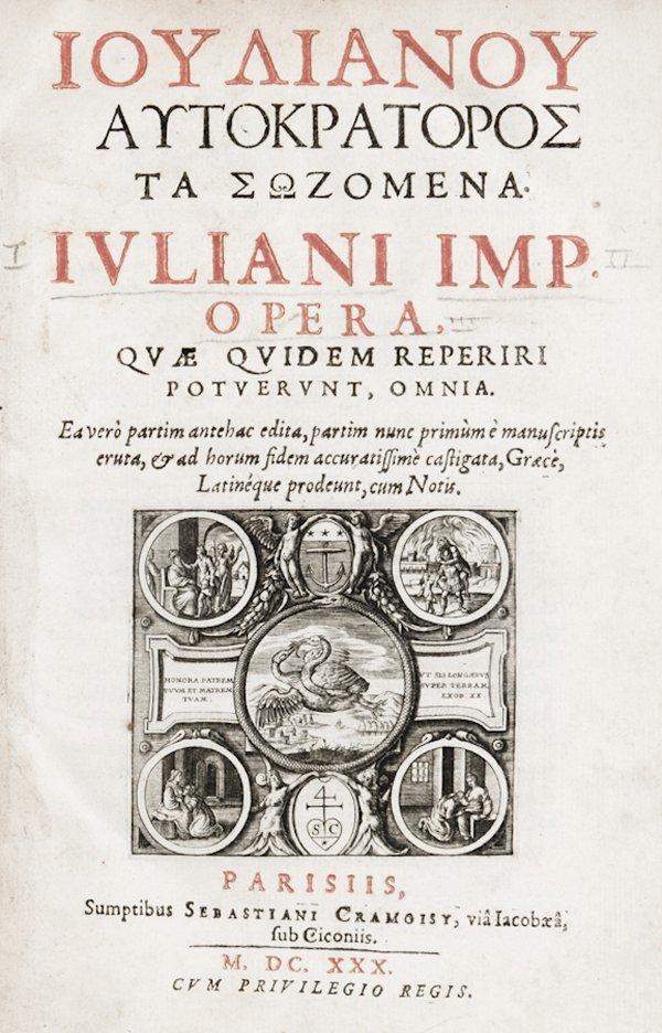 188: Iulianus Flavius Claudius