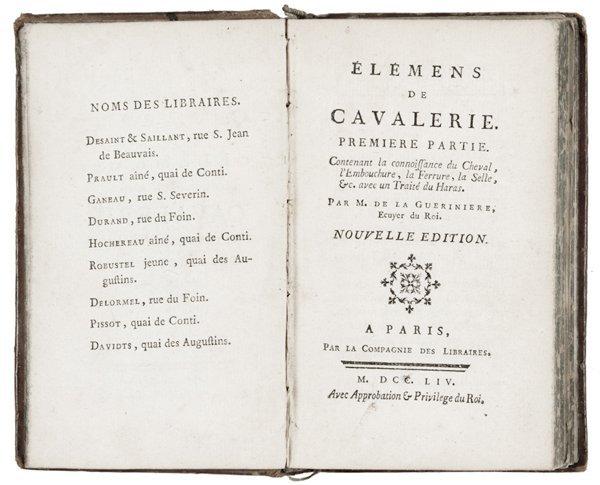 198: La Guerinière, (François, Ribichon de)