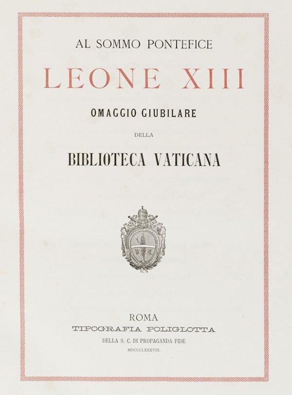 204: Leone [papa XIII]