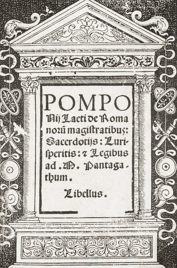 205: Leto Pomponio