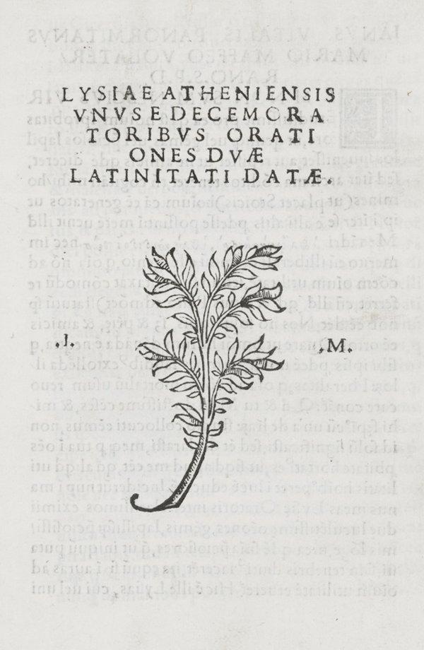 214: Lysias