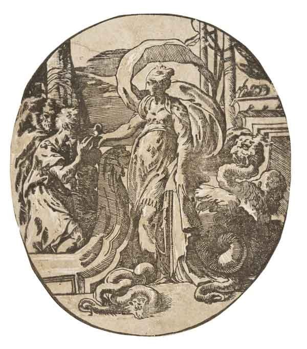 5: Incisore anonimo del XVI secolo