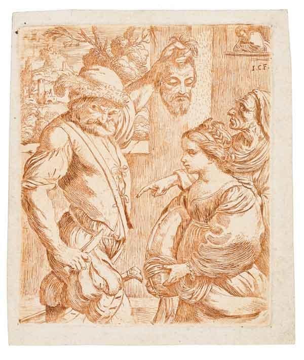19: Giuseppe (detto il Cremonese) Caletti