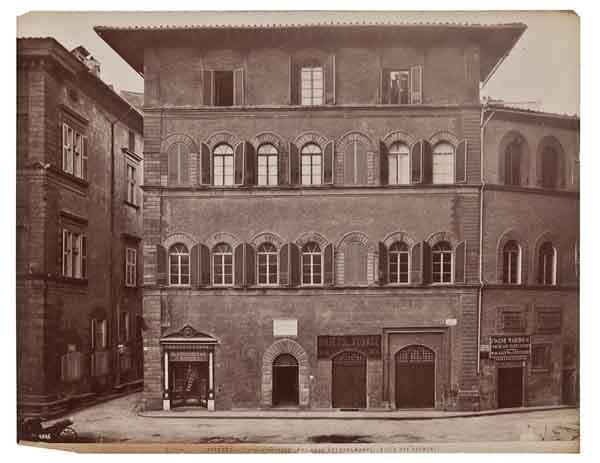 444: Fratelli Alinari, Florence