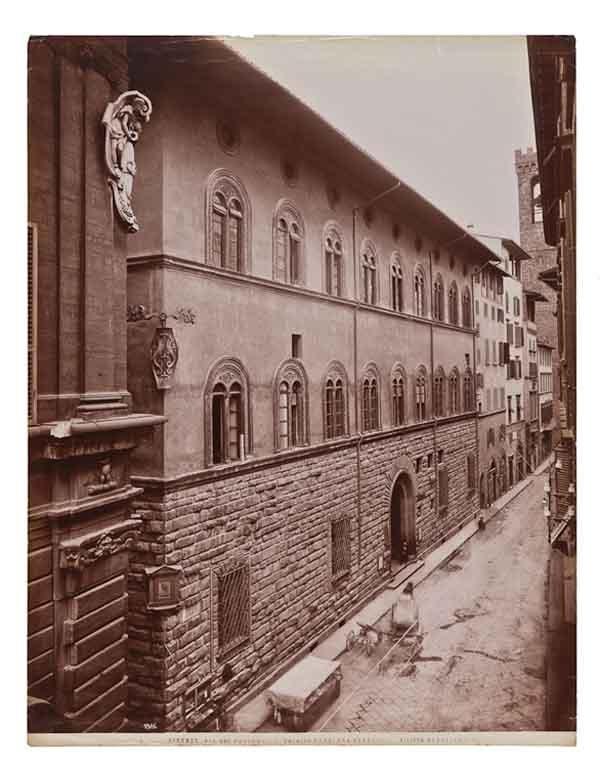 446: Fratelli Alinari, Florence