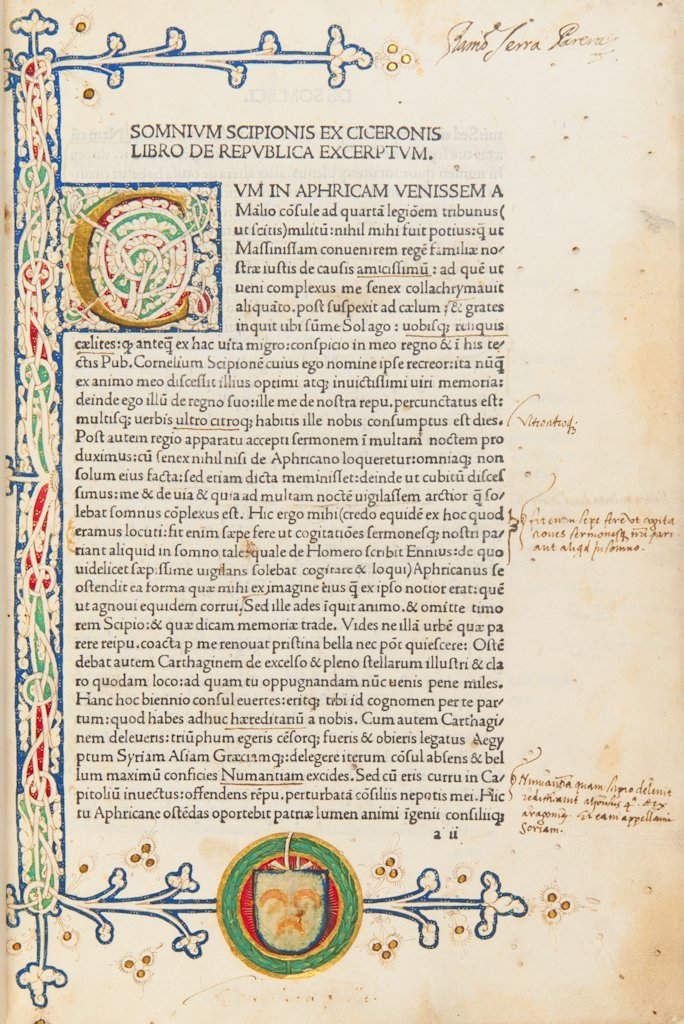 5: Macrobius Ambrosius Aurelius Theodosius
