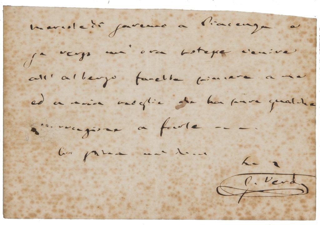 134: Verdi Giuseppe