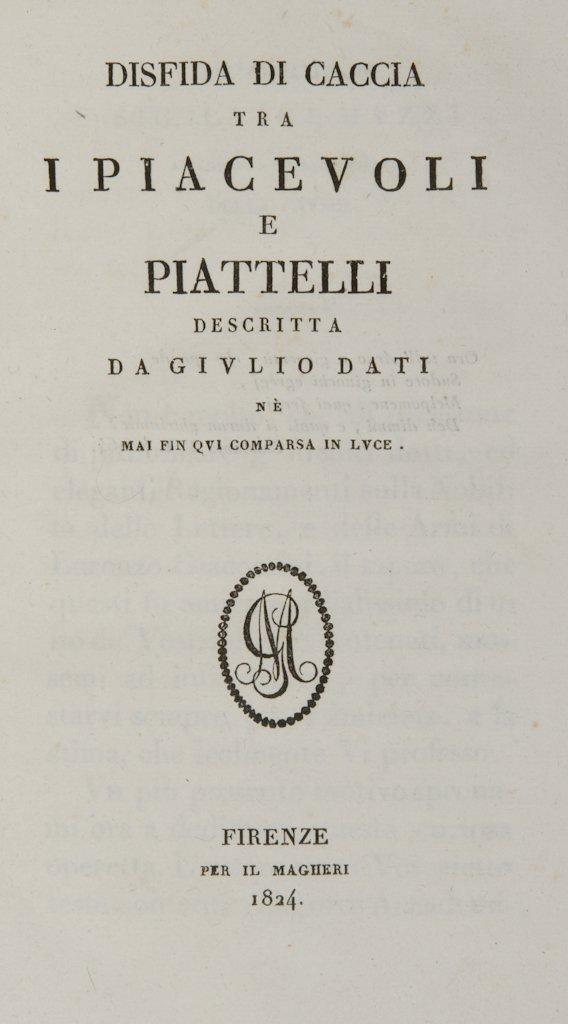 401: Dati Giulio