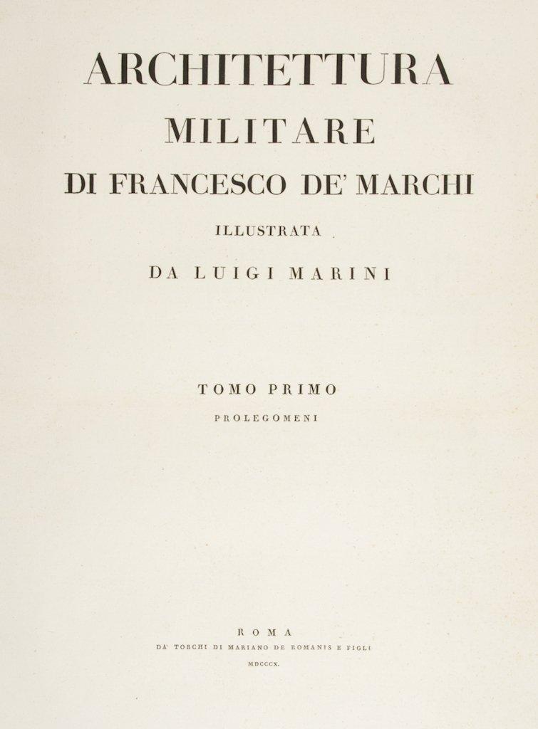 403: De Marchi Francesco
